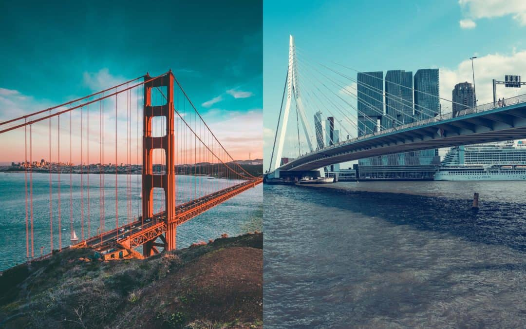 From Rotterdam to San Francisco: When Communication Breaks Down